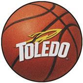 Fan Mats University of Toledo Basketball Mat