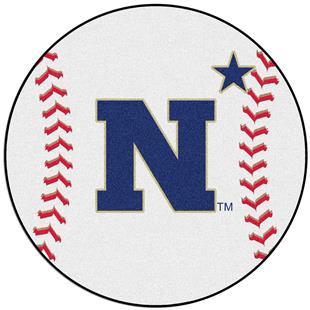 Fan Mats US Naval Academy Baseball Mat