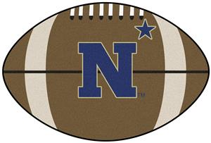 Fan Mats US Naval Academy Football Mat