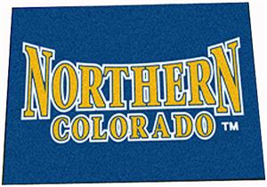 Fan Mats Univ. of Northern Colorado Starter Mat
