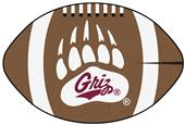 Fan Mats University of Montana Football Mat