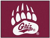 Fan Mats NCAA University of Montana All-Star Mat