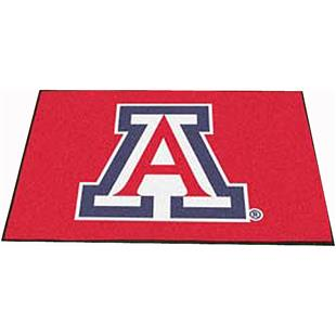 Fan Mats University of Arizona All-Star Mats