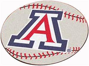 Fan Mats University of Arizona Baseball Mat