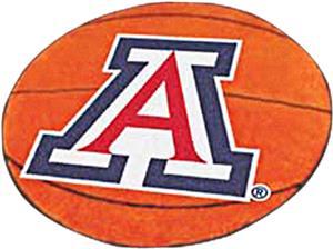 Fan Mats University of Arizona Basketball Mat