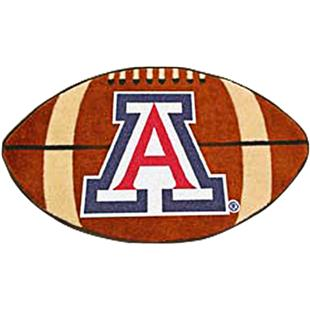 Fan Mats University of Arizona Football Mat