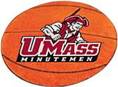 Fan Mats Univ. of Massachusetts Basketball Mat