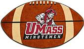 Fan Mats University of Massachusetts Football Mat