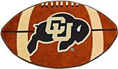 Fan Mats University of Colorado Football Mat