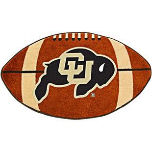 Fan Mats University of Colorado Football Mat