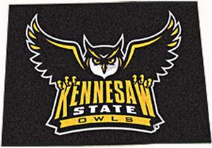 Fan Mats Kennesaw State University Starter Mat