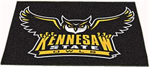 Fan Mats Kennesaw State University All-Star Mats
