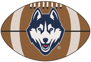 Fan Mats University of Connecticut Football Mat