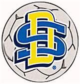 Fan Mats South Dakota State Univ. Soccer Ball Mat