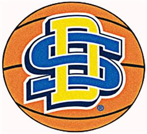 Fan Mats South Dakota State Univ. Basketball Mat
