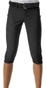 A4 Womens Low Rise Softball Pants