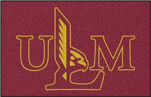 Fan Mats Univ. of Louisiana-Monroe Starter Mat