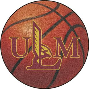 Fan Mats Univ. of Louisiana-Monroe Basketball Mat