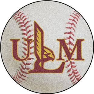 Fan Mats Univ. of Louisiana-Monroe Baseball Mat