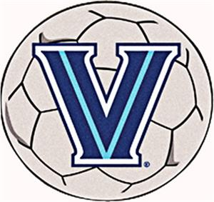 Fan Mats Villanova University Soccer Ball Mat