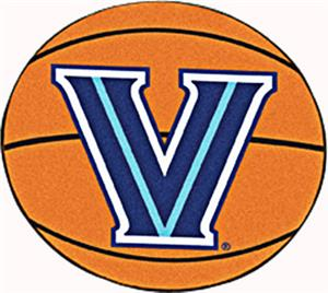 Fan Mats Villanova University Basketball Mat