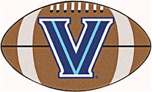 Fan Mats Villanova University Football Mat