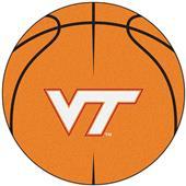 Fan Mats Virginia Tech Basketball Mat