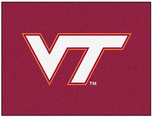 Fan Mats Virginia Tech All-Star Mats
