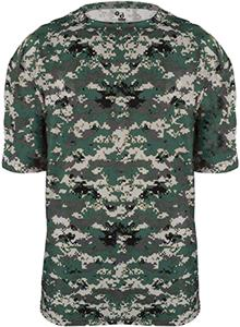 Badger Sport B-Core Digital Camo Tee Shirt