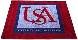 Fan Mats University of South Alabama Tailgater Mat
