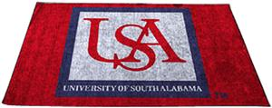 Fan Mats University of South Alabama Ulti-Mat