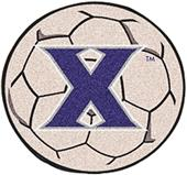 Fan Mats Xavier University Soccer Ball Mat