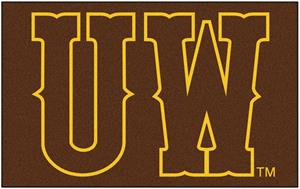 Fan Mats University of Wyoming Ulti-Mat