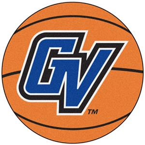 Fan Mats Grand Valley State Univ. Basketball Mat
