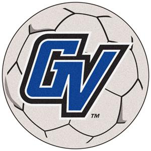 Fan Mats Grand Valley State Univ. Soccer Ball Mat