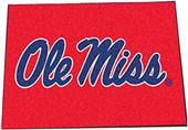 Fan Mats University of Mississippi Starter Mat