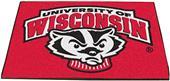 Fan Mats University of Wisconsin All-Star Mats