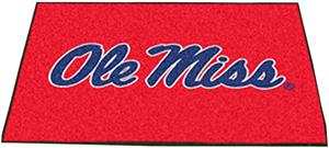 Fan Mats University of Mississippi All-Star Mats
