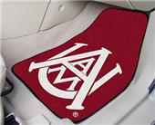 Fan Mats Alabama A&M Univ Carpet Car Mats (set)