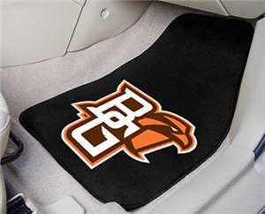Fan Mats Bowling Green State Univ. Carpet Car Mat