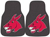 Fan Mats Central Missouri Carpet Car Mats (set)