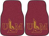 Fan Mats Louisiana-Monroe Carpet Car Mats (set)