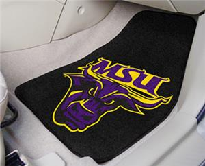 Fan Mats Minnesota State-Mankato Carpet Car Mat