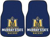 Fan Mats Murray State Univ Carpet Car Mats (set)