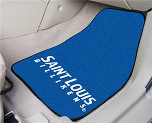 Fan Mats St Louis University Carpet Car Mats (set)
