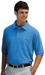 Inner Harbor Mens Mainsail Short Sleeve Pique Polo