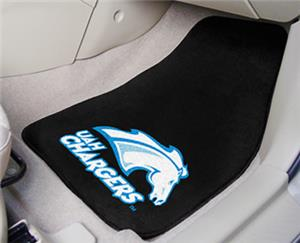 Fan Mats Univ of Alabama-Huntsville Carpet Car Mat