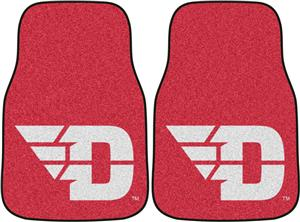 Fan Mats University of Dayton Carpet Car Mat