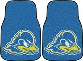 Fan Mats Univ of Delaware Carpet Car Mats (set)