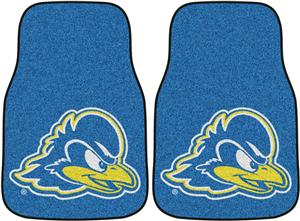 Fan Mats University of Delaware Carpet Car Mat